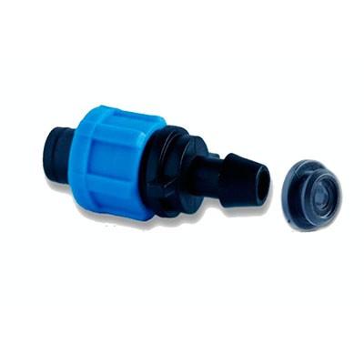 Стартер для ленты с уплотнительной резинкой