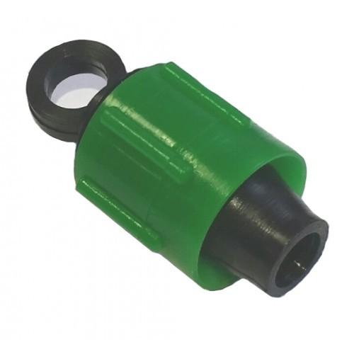 Заглушка капельной ленты (Зеленая)