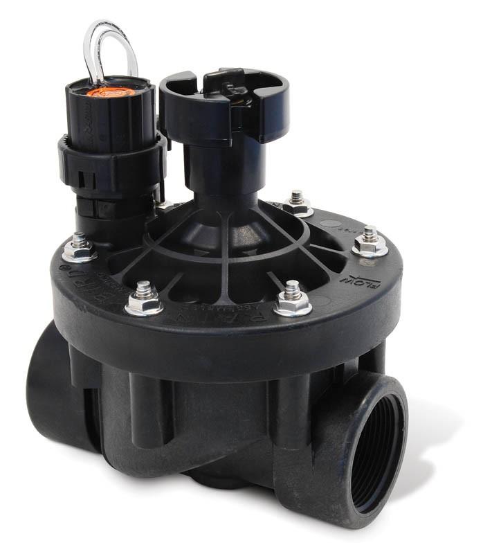 Клапаны электромагнитные PEB